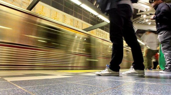 Aumentan seguridad por amenaza contra estación del Metro
