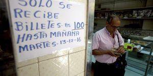 Venezuela extiende la vigencia del billete de 100 bolívares