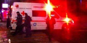 Balacera deja tres heridos en la colonia Del Valle