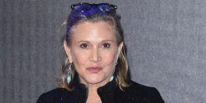 Disney recibiría 50 mdd por muerte de Carrie Fisher