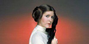 Carrie Fisher no aparecerá en el episodio IX de Star Wars