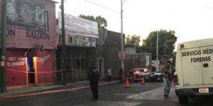Riña en bar de Cuernavaca termina con doble asesinato