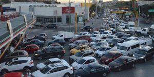 Reportan desabasto de gasolinas en 8 estados del país