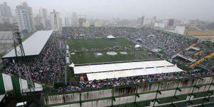 Chapecoense volverá a jugar en enero
