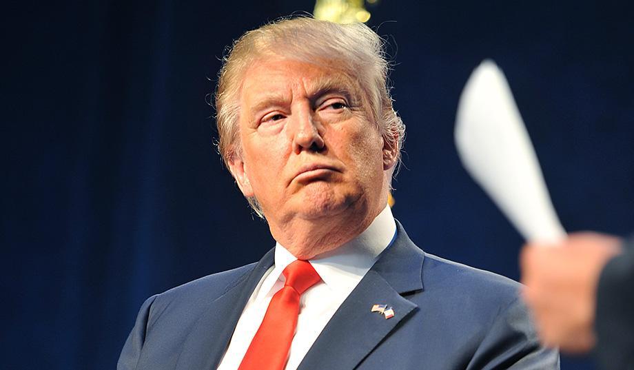 Donald Trump. Foto de Archivo