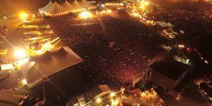 Estampida deja 80 heridos en festival musical en Australia
