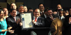 Javier Duarte vuelve a publicar en Facebook