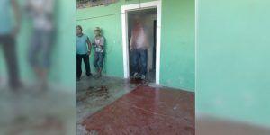 Linchan a hombre en Oaxaca
