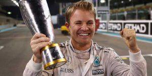 Rosberg se retira siendo el mejor del mundo
