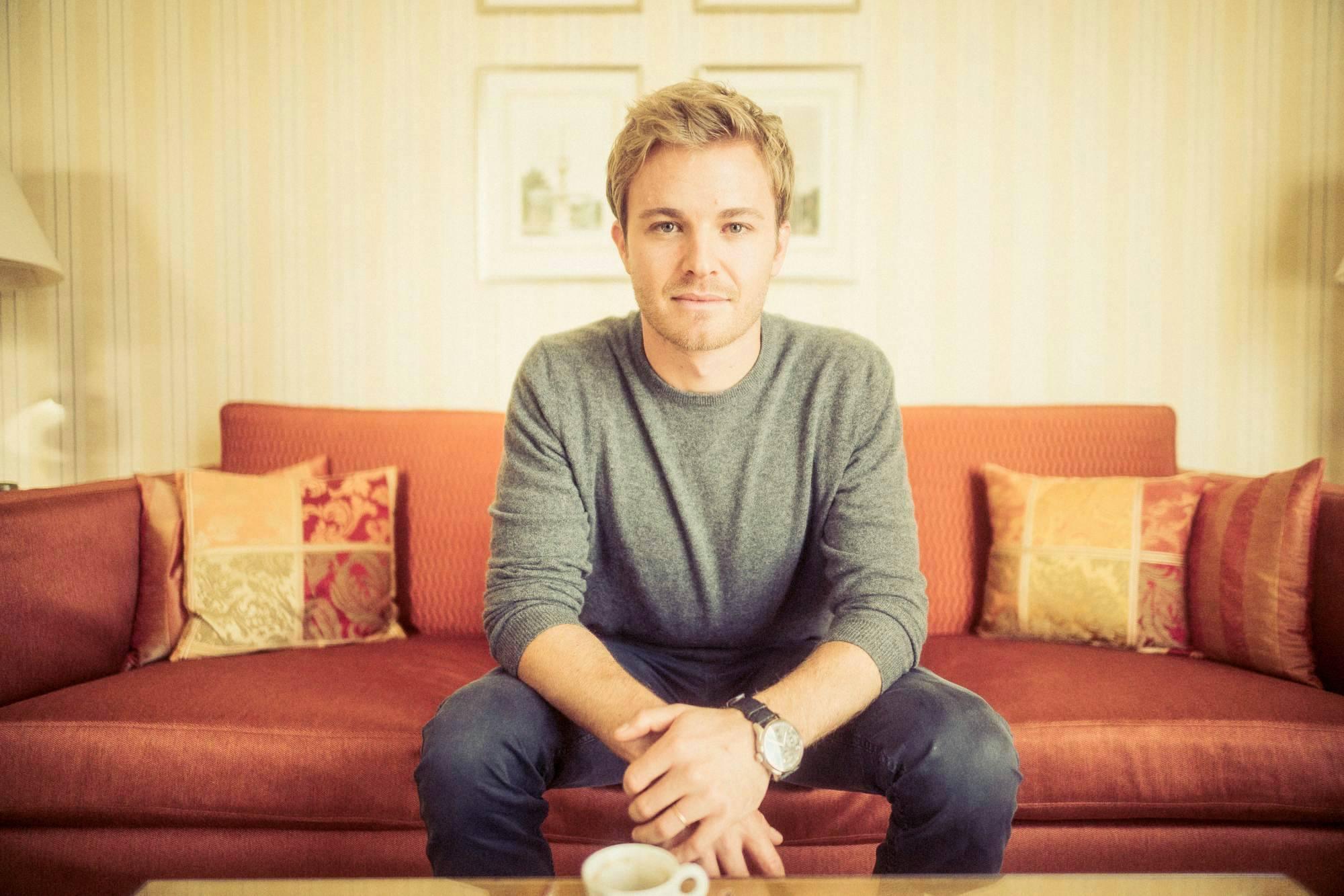 Nico Rosberg anunció su retiro de la Fórmula 1
