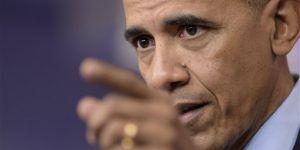 Trump acusa a Obama de 'hacer declaraciones incendiarias'