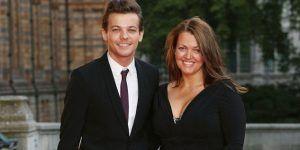Muere mamá de Louis Tomlinson de One Direction