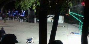 Balacera durante baile en Ciudad Victoria deja dos muertos