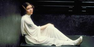 Video: la audición de Carrie Fisher para Star Wars
