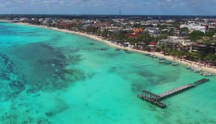 Caribe mexicano. Foto de internet
