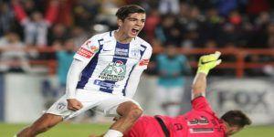 Rodolfo Pizarro llega a Chivas