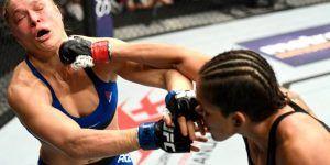Video: Amanda Nunes noquea a Ronda Rousey en 48 segundos