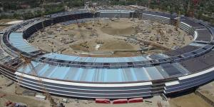 """Video: así es la construcción de """"La Nave Especial"""" de Apple"""