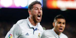 Sergio Ramos salva un punto para el Real Madrid