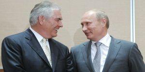 Trump nombra a cercano a Putin como secretario de Estado