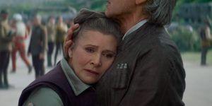 Carrie Fisher aparecerá en Star Wars: Episodio VIII
