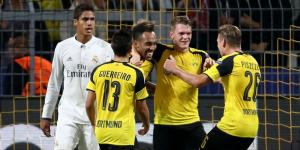 Roban casa de Varane durante juego contra el Dortmund