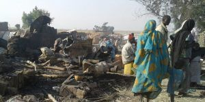 Nigeria bombardea por error campo de refugiados