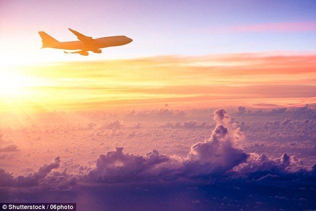 La tecnología en los aviones ha mejorado considerablemente. Foto de Shutterstock