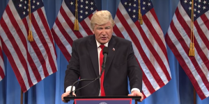 Sketch de SNL vuelve irritar a Donald Trump