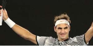 Video: Federer deja boquiabierto a más de uno con este punto