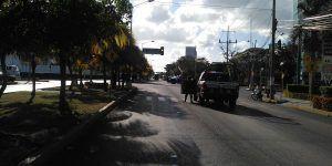 Identifican a presuntos agresores a Fiscalía en Cancún