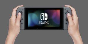 Presentan el 'Nintendo Switch'
