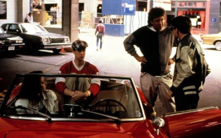 Imagen de la película Ferris Bueller's Day Off. Foto de Rex Features