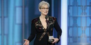 Meryl Streep pide a Trump reconocer diversidad de EE.UU.