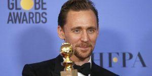 Tom Hiddleston se disculpa por su discurso en los Globos de Oro