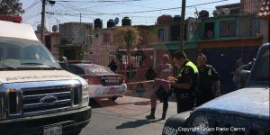 Asesinan a familia en Ecatepec