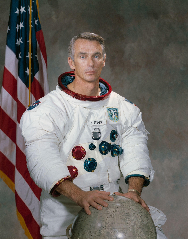 Muere Gene Cernan, el último hombre en caminar sobre la Luna