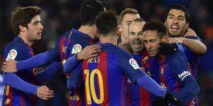 Después de 10 años, Barcelona vuelve a ganar en San Sebastián