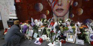 Recuerdan a David Bowie a un año de su muerte