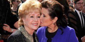 Revelan certificado de defunción de Carrie Fisher y Debbie Reynolds
