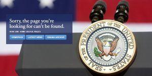 Califican como una mutilación la desaparición de la página en español de la Casa Blanca