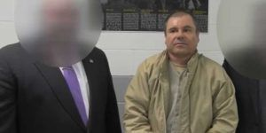 Video: así fue la llegada de 'El Chapo' a Nueva York