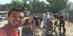 Jugadores de Chivas protestan por el gasolinazo