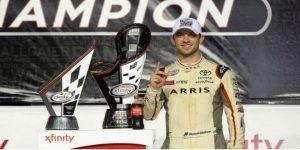 Piloto mexicano Daniel Suárez competirá en principal categoría de NASCAR