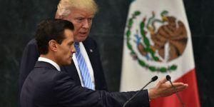 Estados Unidos apoyará con tropas a México si EPN lo decide: Trump