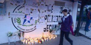 Menor herido en ataque en escuela de Monterrey tiene neumonía