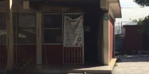 Incendian escuela una semana después de ser robada