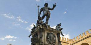 estatua de Neptuno 1