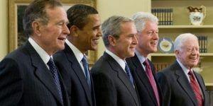 Curiosidades de los presidentes de Estados Unidos