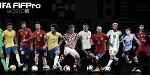 El 11 ideal de la FIFA